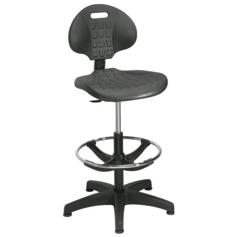 Laboratory Chair with Adjustable Draughtsmans Kit