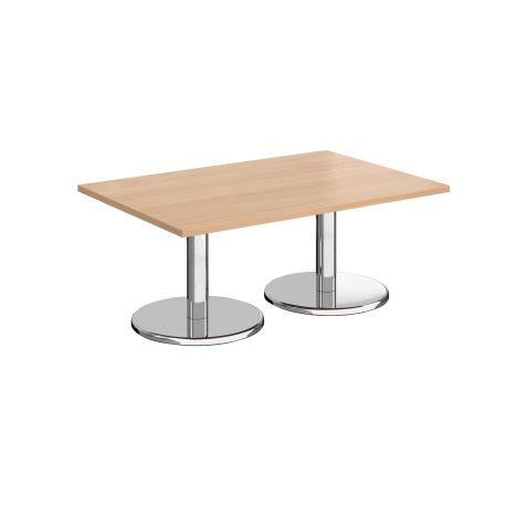 Square Coffee Table - 1200 - Beech