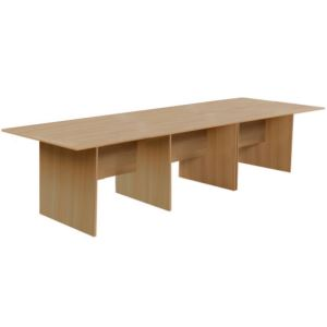 Panel Leg Conference Table