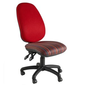 Large Deluxe High Back Operators Chair